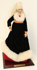 "Vintage Jimena Marin Siglo XV Century Doll 16"" made in Spain Free Shipping"