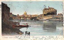 BR32668 Roma Castel S. Angelo italy