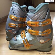 Head Crave Ht3 Ski Boots Size 25.5=71/2 Scuffed but Nice