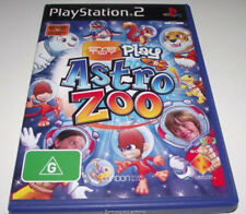 Astro Zoo Eye Toy Play PS2 PAL *Complete* Camera Required