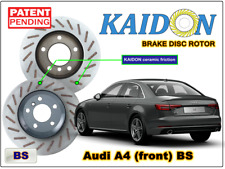 """AUDI A4 disc rotor KAIDON (front) type """"BS"""" spec"""