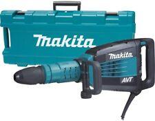 Makita 14 Amp 27 lb. Avt Demolition Hammer with Cas Variable Speed Corded Teal