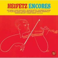 JASCHA HEIFETZ-ENCORES-JAPAN BLU-SPEC CD2 D73