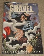 Gravel #9, #10, #11 and #12 Wraparound Covers [Avatar Press] NM-