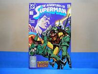 THE ADVENTURES OF SUPERMAN #446 1988 DC Comics 9.0 VF/NM Uncertified ORDWAY