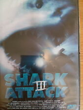 2 DVD Lot SHARK ATTACK 2 et III (Horreur)