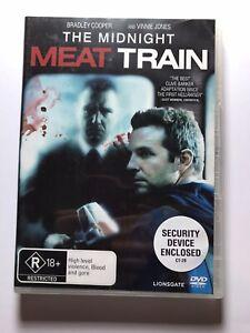 The Midnight Meat Train Bradley Cooper DVD [M]