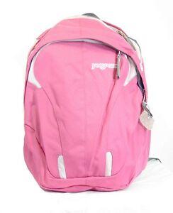 Jansport  BookBag/BackPack: Air Juice (Pink)