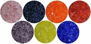 Oceanside Glass - Sunset Frit Pack - Med - 96 COE (Free Shipping)