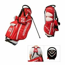 Team Golf Nebraska Cornhuskers NCAA Collegiate Stand Golf Bag - New in the Box!