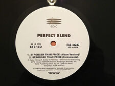 """PERFECT BLEND - Stronger Than Pride - 1998 US PROMO 12"""" RnB - UNPLAYED !! MINT"""