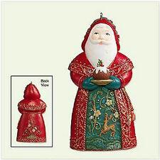Hallmark Ornament 2005 England Santa - Santa's From Around the World - #QXG4822