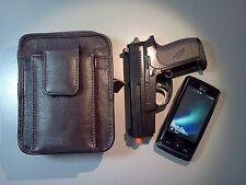 Concealment CCW Holster, Concealed Pocket Pistol Sig Sauer P238 .380 - BROWN