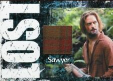 """Lost Relics Josh Holloway as James """"Sawyer"""" Ford Relic Costume Card CC21 #309/35"""