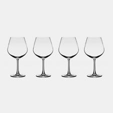 Cuisinart Elite Burgundy Wine Glasses, Set Of 4