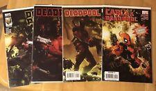 Deadpool #1,2,3 Set (Secret Invasion 2008 Series) Cable & Deadpool 50 Last Issue