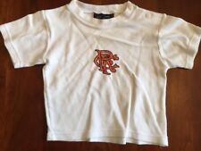 RANGERS Football Club, Glasgow SCOTLAND Soccer Team, Baby Shirt, Size 18M months