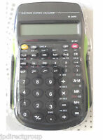 Scientific Calculator 10 Digit 52 Functions Office College Uni GCSE A Level BTEC