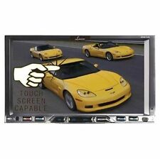 Lanzar SDN7UD Car DVD Player 7'' Double Din TFT Monitor Touch Screen