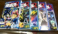 Yugioh Yu-Gi-Oh! R 1 ~ 5 volumes complete Shonen Jump manga anime game Japan
