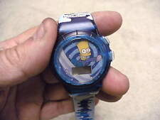 """"""" Cool Your Jets Man!"""" Bart Simpson Wrist Watch, Not Working ?"""
