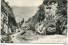 CPA -Carte postale-France -Allevard - Les Gorges (CPV1147)