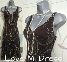 Principles - 20's Vintage Style Gatsby, Flapper, Charleston Dress 14 EU42