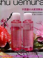 [Shu Uemura] POREfinist Anti-Shine Fresh Cleansing Oil Makeup Remover (15mlx2)