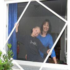 Insektenschutz Fliegengitter für Fenster Alurahmen Bausatz Mückenschutz Gitter