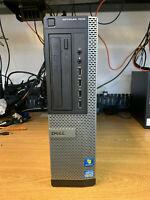 Dell Optiplex 7010 SFF i5-3470 3.2GHz 8GB RAM 500GB HDD Windows 10 Pro  q