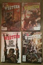 DC Comics 2011 All Star Western 1 2 3 4 Jonah Hex The New 52