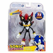 Sonic 20th Anniversary Super Posers 6 inch Shadow Figure [Over 25 Points of Arti