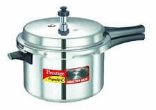 Prestige Popular Plus Induction Base Pressure Cooker, 5.5 Litres