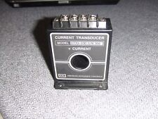 AAC American Aerospace Controls current Transducer S700-100 S/N 366