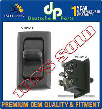 PORSCHE 911 930 912 CARRERA 2 POWER WINDOW DOOR SWITCH 91161362103