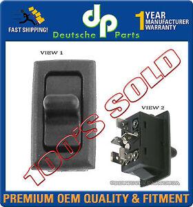 PORSCHE 911 930 912 CARRERA 2 POWER WINDOW DOOR SWITCH 91161362103