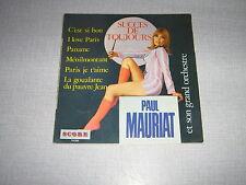 PAUL MAURIAT EP FRANCE LEO FERRE TRENET