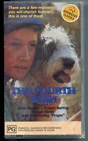The Fourth Wish VHS 1970's Aussie Drama PAL