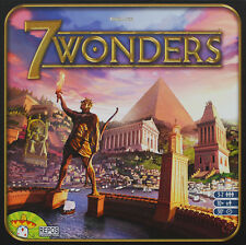 7 Wonders - Board Game - Asmodee - Brand New - Free Shipping