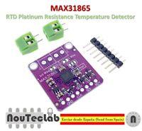 MAX31865 RTD Platinum Resistance Temperature Detector Module PT100