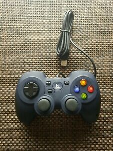 Logitech F310 Gamepad USB Wired Controller for PC Xbox 360 open box tested