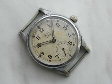 K.M. German Kriegsmarine Military Watch WW2 '592' By Alpina
