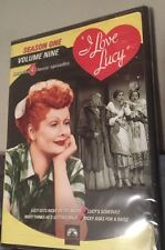 I Love Lucy - Season 1: Vol. 9 (DVD, 2003)** New**