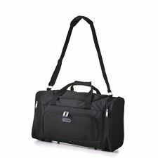 Up to 40L Hybrid Luggage with Secure (Lock Included)