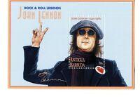 John Lennon Antigua Barbuda Rock Roll Legends 1940- 1980 sellos stamps music