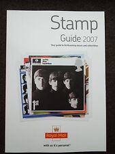 ROYAL MAIL STAMP GUIDE 2007 - MINT CONDITION