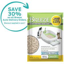 Purina Tidy Cats Breeze Cat Litter Pellets Refill 3.5 Lb Pouch (6 Pack)