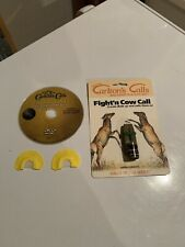 Carlton's Reed Call, Mouth Diaphragm & Elk Sounds Dvd Instructions