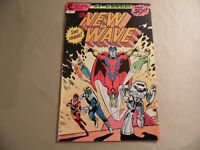 The New Wave #1 (Eclipse 1986) Free Domestic Shipping