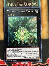 Yugioh Meliae of The Trees MP14-EN165 Secret Rare 1st Edition